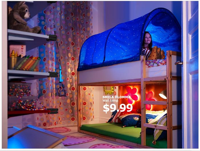 Ikea Kura Bed Canopy Thing To Canopy Or Not To