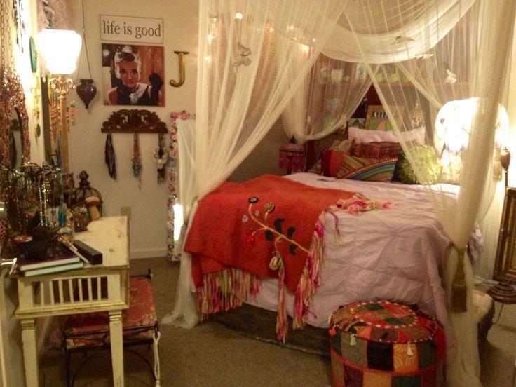 Gypsy bedroom random pinterest for Jordan bedroom ideas
