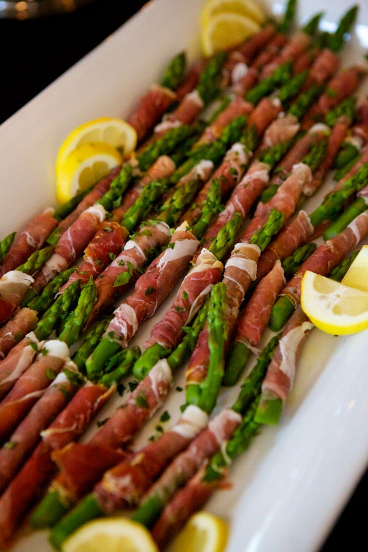 ... crispy prosciutto wrapped asparagus asparagus wrapped in crisp