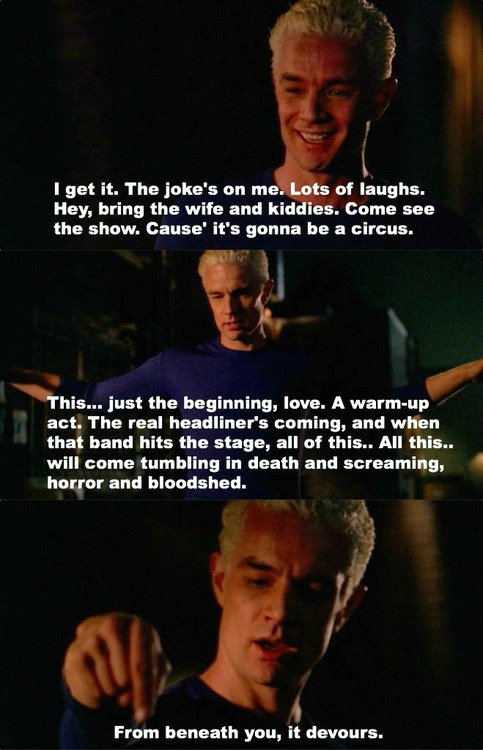 spike from buffy quotes quotesgram