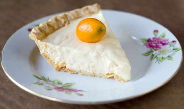 Kumquat Pie!! Maybe can use some of the Kumquats on our tree so they ...