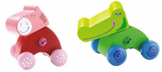 Haba Wooden Baby Toys
