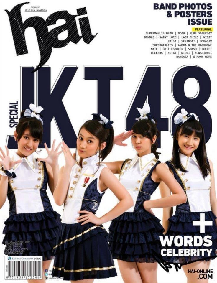 AKB48 JKT48 Hai