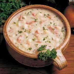 Senate Bean Soup | Recipe