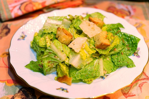 My Caesar Salad | Recipe