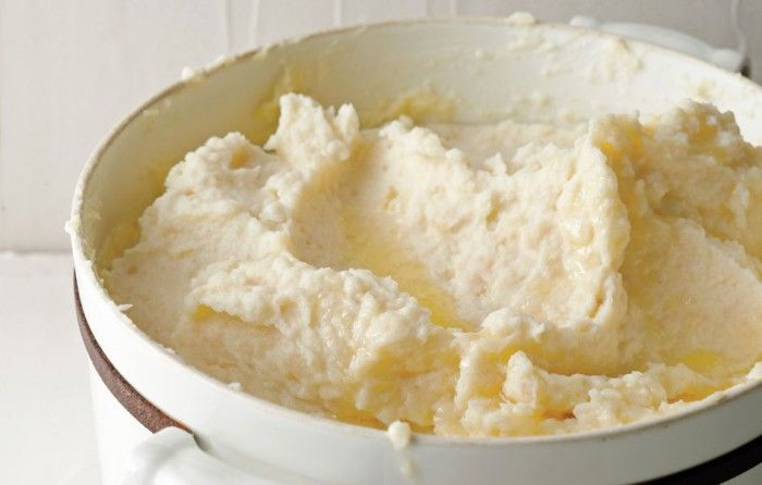 Potato and Celery Root Mash - Bon Appétit - with horseradish, sour ...