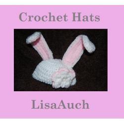 Free Crochet Pattern - Easter Bunny! - Craftown.com