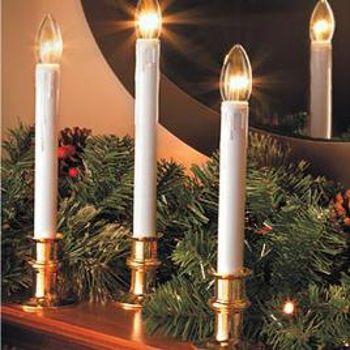 window candles holidays pinterest. Black Bedroom Furniture Sets. Home Design Ideas
