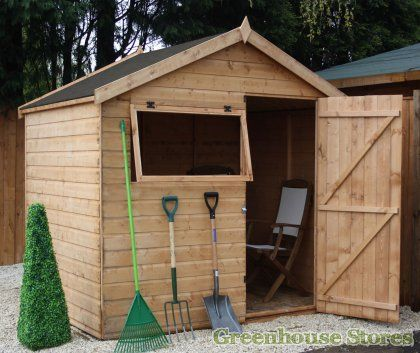 Galvanised sheds limerick 6x8 shed canada for Garden sheds canada