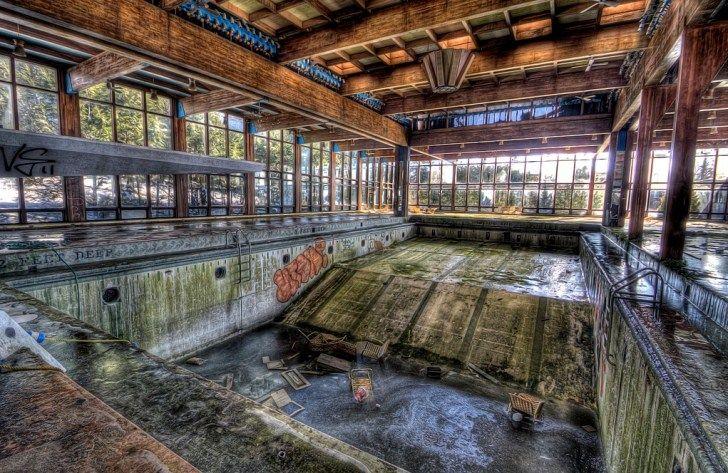 abandoned hotels catskills
