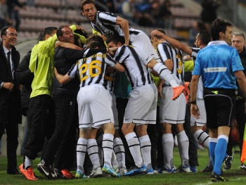 Juventus win Serie A title