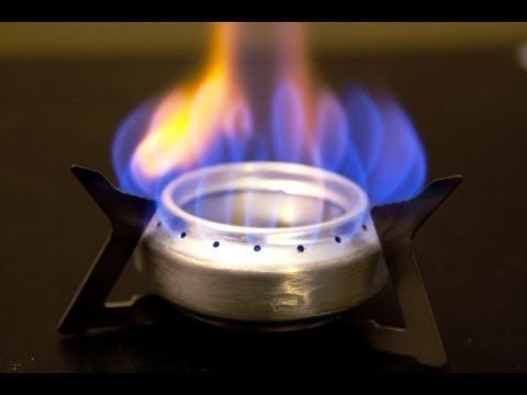 Alcohol stove best camping stove design diy pinterest for How to make a stove