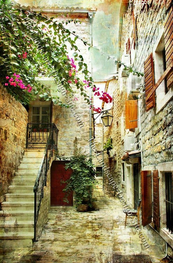 tuscan courtyard design ideas courtyard ideas pinterest