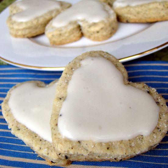 Earl grey tea cookies | Afternoon Tea | Pinterest