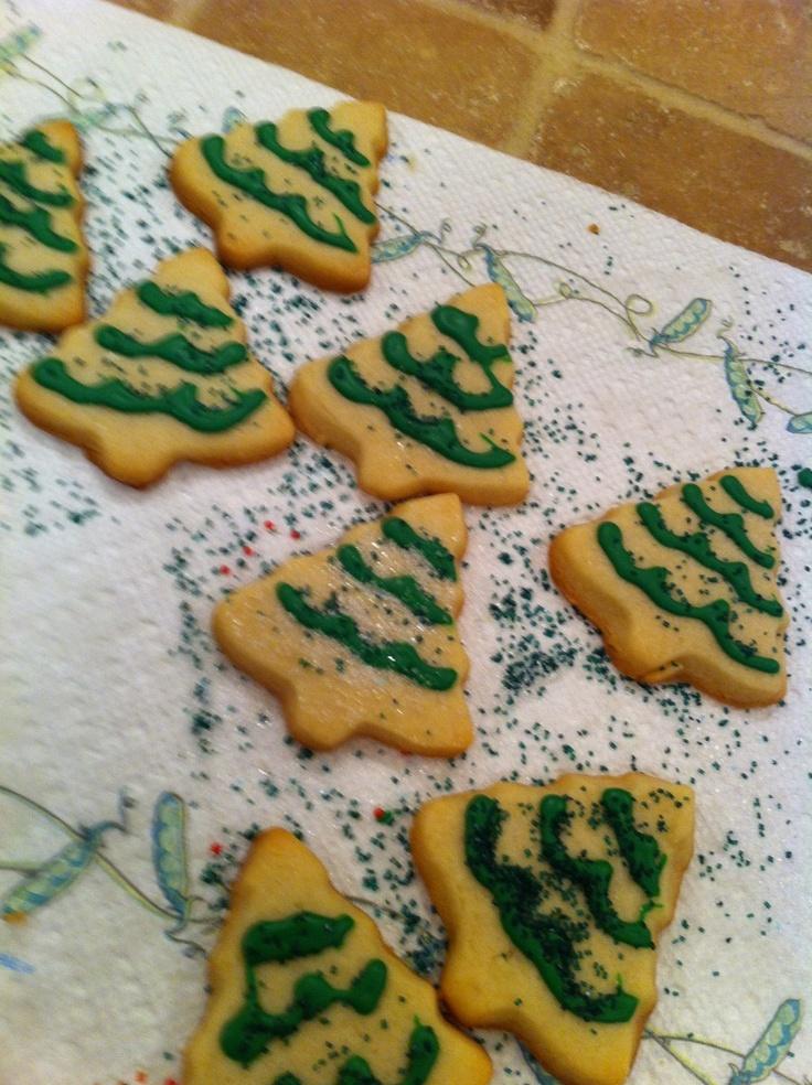 cream cheese sugar cookies | Just Desserts | Pinterest