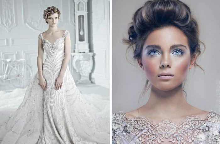 Winter Wonderland Wedding Makeup : Winter Wonderland Wedding My Future Wedding Pinterest