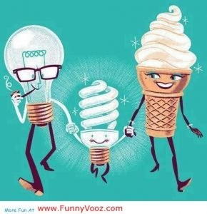 cool Completion Of Energy Saver Funny Cartoons