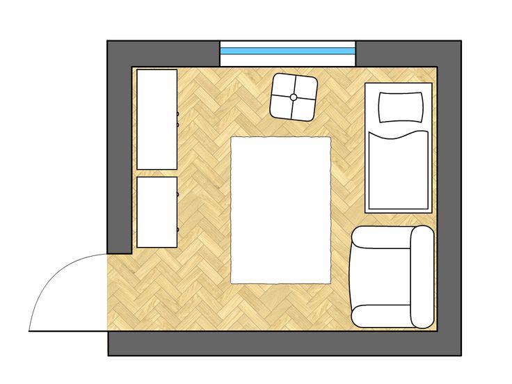 Детская комната для мальчика в современном стиле