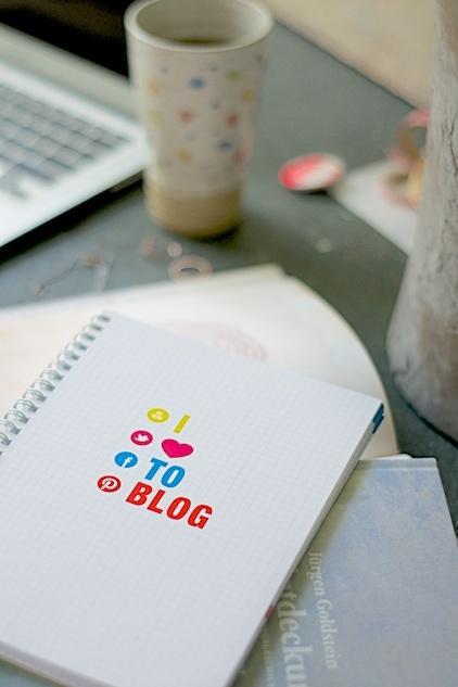 I love to Blog