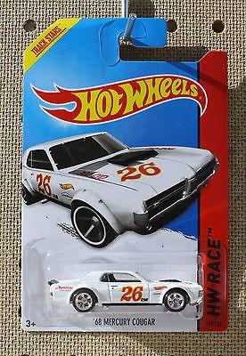2014 Hot Wheels Custom Super Treasure Hunt '68 Mercury Cougar