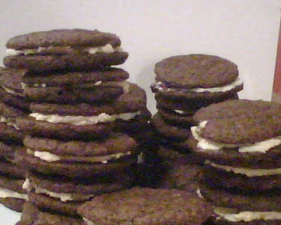Gluten-Free Oreos | food | Pinterest