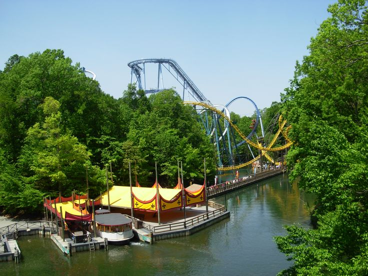 busch gardens williamsburg vacations pinterest