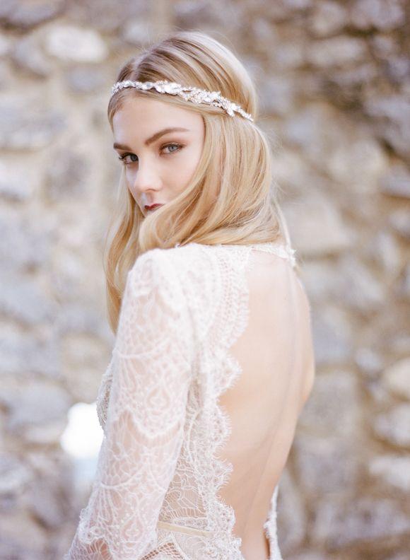 Italian Bridal Inspiration from the MODA E ARTE Workshop | Wedding Sparrow