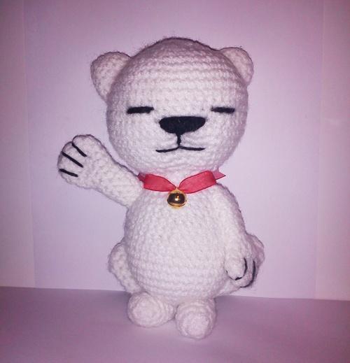 Maneki Neko Amigurumi Patron : Pin by Pepis Crochet on My Amigurumi Pinterest