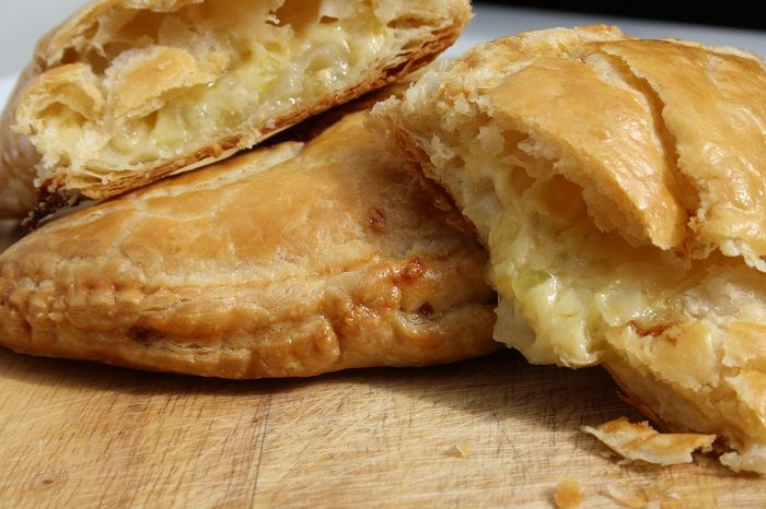 Quick read about onion pasties recipe