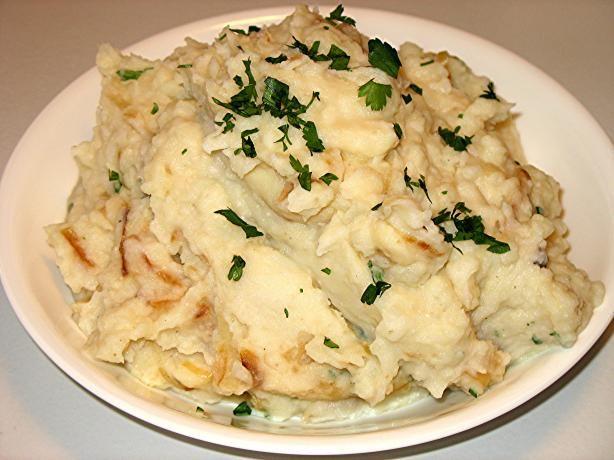 Carmelized Onion Mashed Potatoes | Potato.....Potado | Pinterest