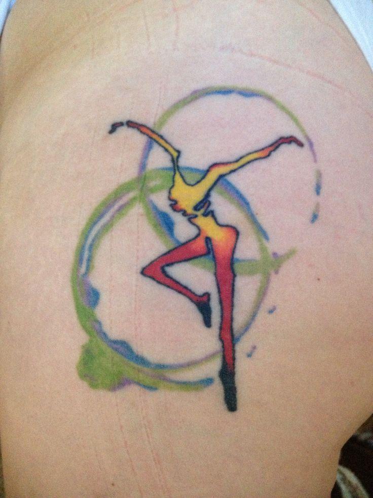 dmb flame dancer tattoos