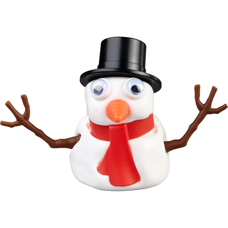 Melting Snowman Putty | Elf on the Shelf Ideas & Props | Pinterest