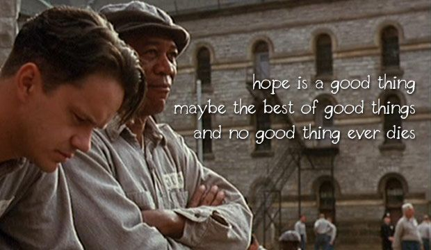 The real andy dufresne quotes