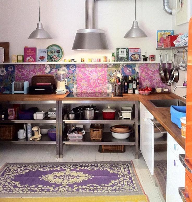 Bohemian Kitchen Bohemian Kitchen Pinterest