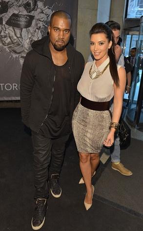 Kim Kardashian & Kanye West take Toronto!