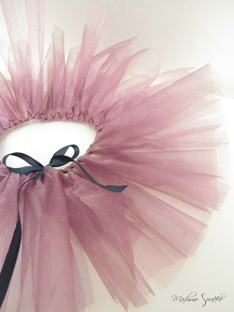 Baby Tutu by Madame Soufflé, via Flickr | Baby | Pinterest
