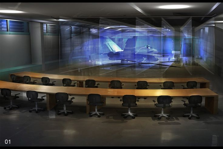 Email About Conference Room