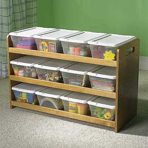 Toy Storage Organizer Toy Room Kids Playroom Ideas