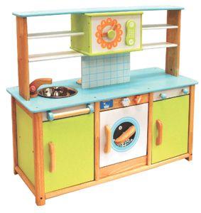 Houten Keuken Winkel Werkbank (Im Toy) Meubels & Accessoires Pin...