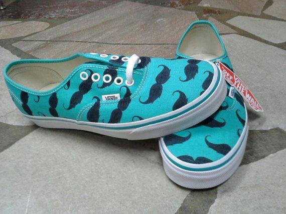Custom Shoes by Hannah Pfeufer on Etsy.com