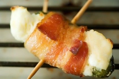 Jalapeno Bacon Cream Cheese Wraps | Great Food | Pinterest