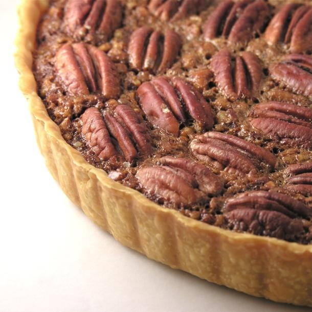 Chocolate Pecan Tart | PIES | Pinterest
