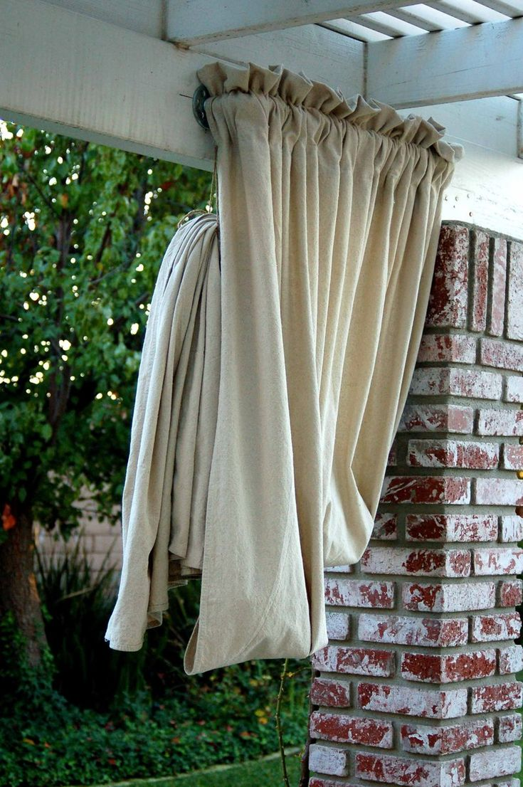 Heather Bullard Diy Drop Cloth Drapes All Things Drop Cloths Pi
