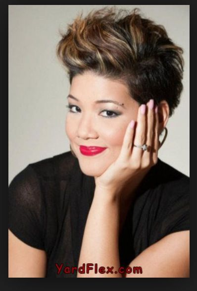 Tessanne Chin hair | Hair; Cuts & Styles | Pinterest
