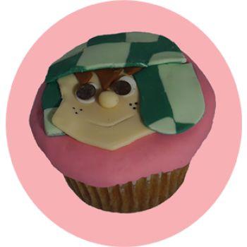 Cupcake El Chavo del Ocho