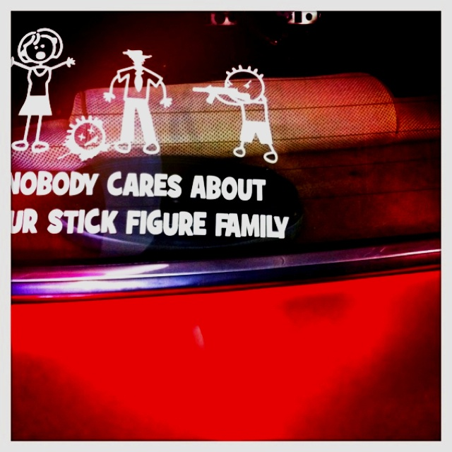 Yup needing this bumper sticker