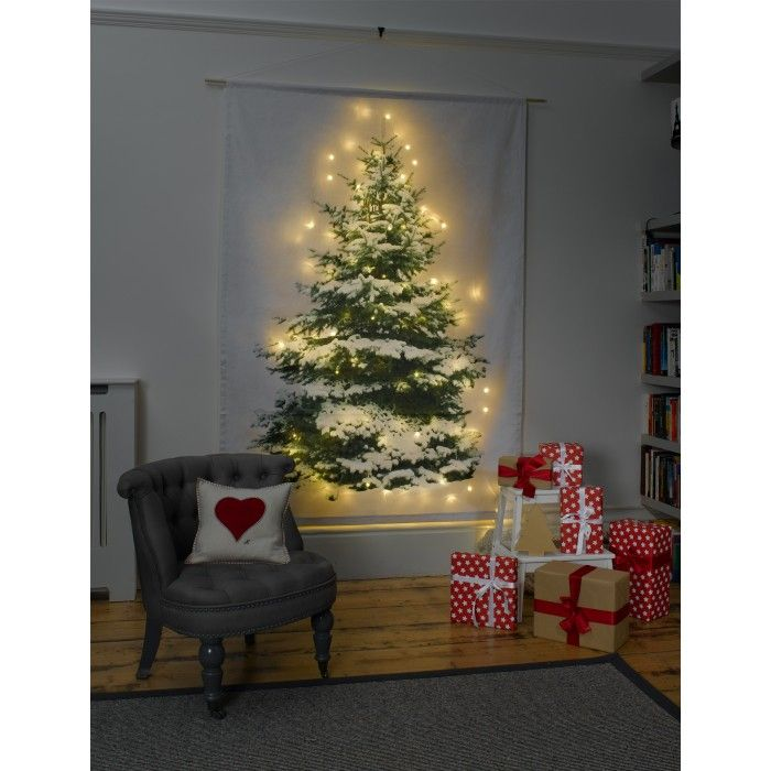 christmas tree wall - Pesquisa Google