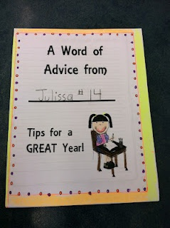 A Word of Advice....