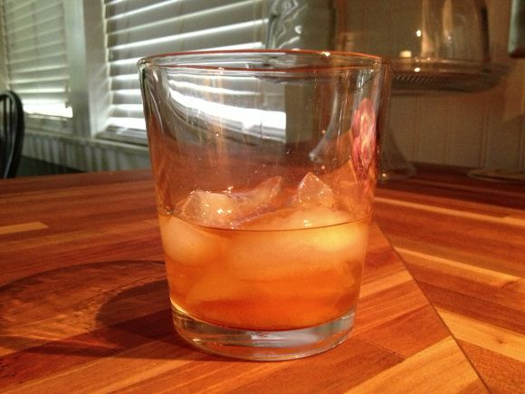 Sweet Tea Old Fashioned Cocktail Recipes — Dishmaps