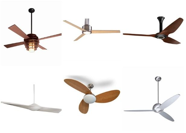Good Looking Ceiling Fans: A Case of the Wants (http://blog.hgtv.com/design/2014/02/27/attractive-ceiling-fans/?soc=pinterest)